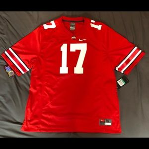 OSU The Ohio State University Nike 17 Jersey $90